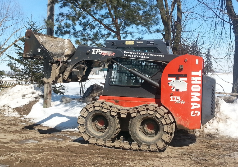 Company Front End Loader